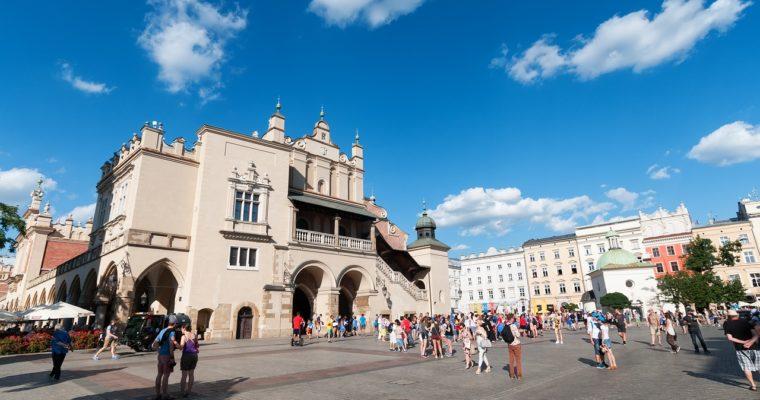 Pod Norenami, Kraków