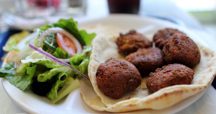 Bliski Wschód w Twojej kuchni, czyli falafel doskonały!