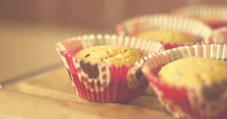 Muffiny z awokado